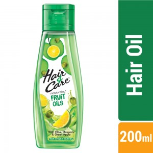 Hair And Care Fruit Oils with Olive And Mosambi And Green Apple-0