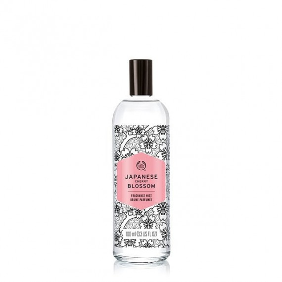 The Body Shop Japanese Cherry Blossom Fragrance Mist-0