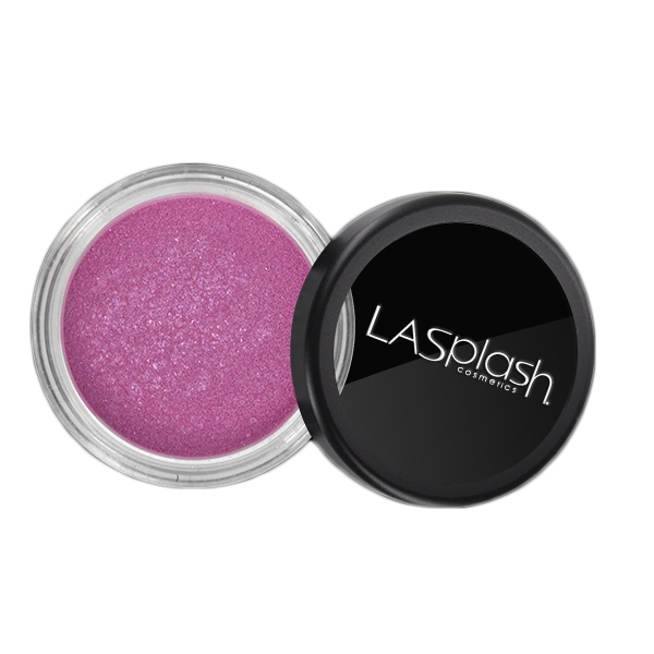 Lasplash Diamond Dust Mineral Eye Shadow 16620 - Golden Strawberry -0