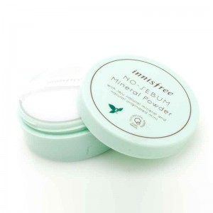 Innisfree No Sebum Mineral Powder Jeju Natural -7349