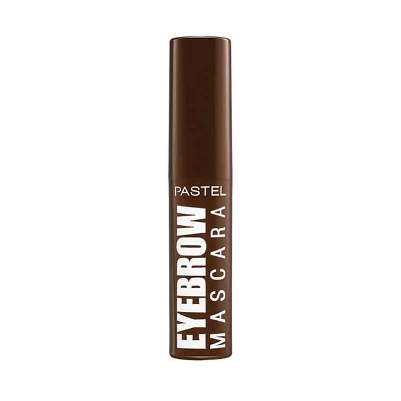 Pastel EyeBrow Mascara Kas Brown Dark Brown 23-0