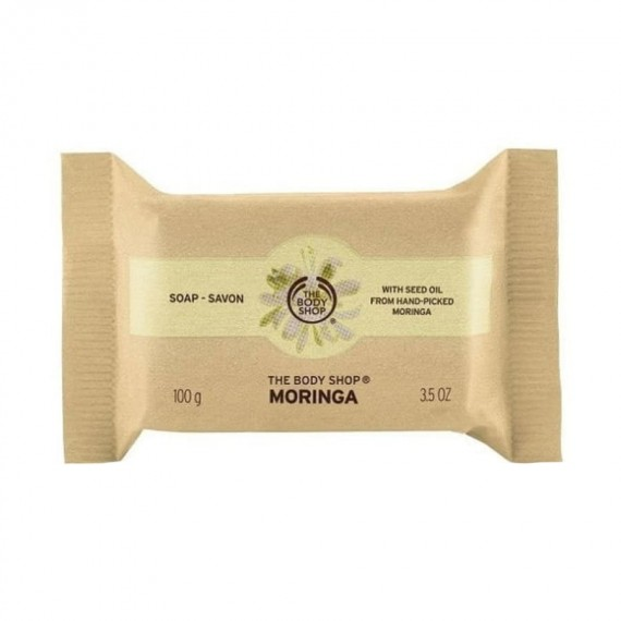 The Body Shop Moringa Soap Seed Oil-0