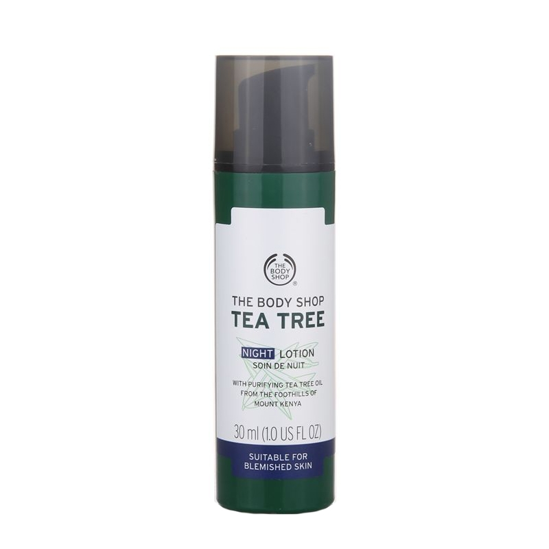 The Body Shop Tea Tree Night Lotion -0