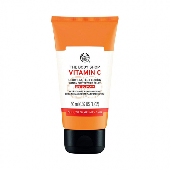 The Body Shop Vitamin C Glow-Protect Lotion SPF30PA+++-0