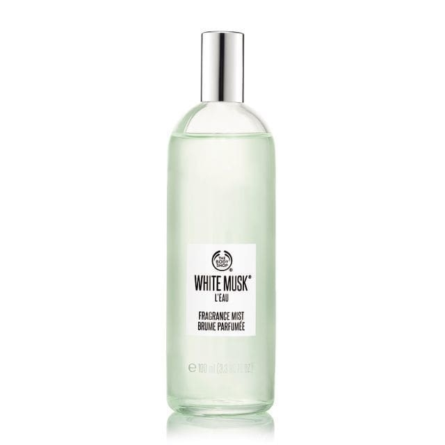 The Body Shop White Musk L'Eau Fragrance Mist-0