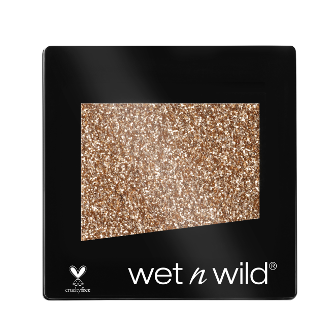 Wet n Wild Color Icon Glitter Single - Brass-0