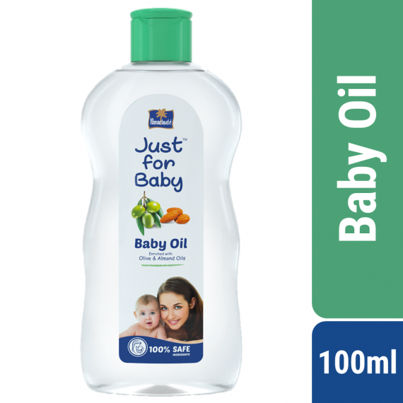 81. Parachute Just for Baby Baby Oil 100ml