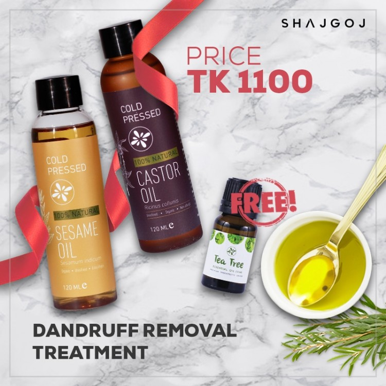 Dandruff Removal Treatment-0