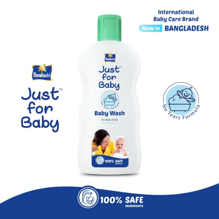 Just For Baby - Baby wash-7890