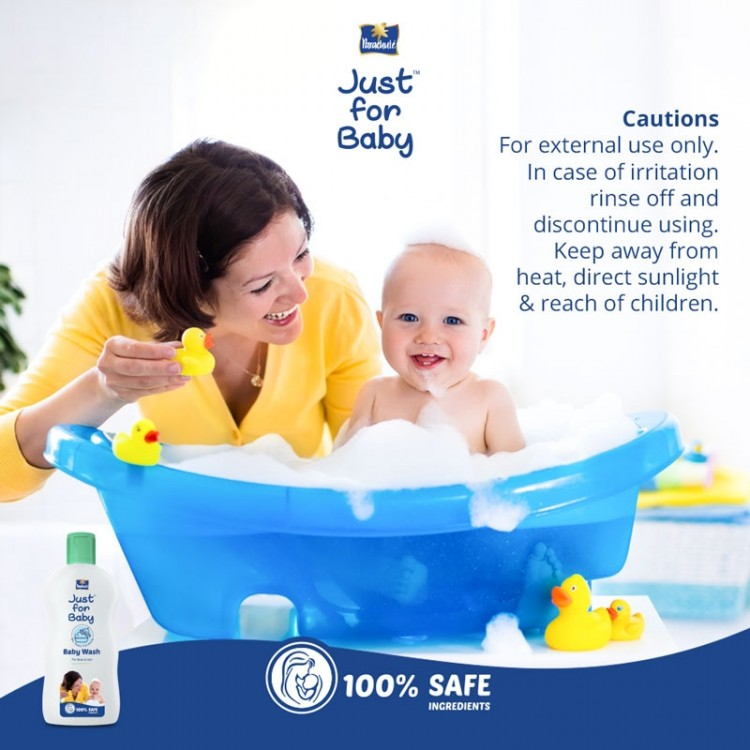 Just For Baby - Baby wash-7895