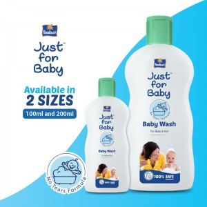Just For Baby - Baby wash-7905
