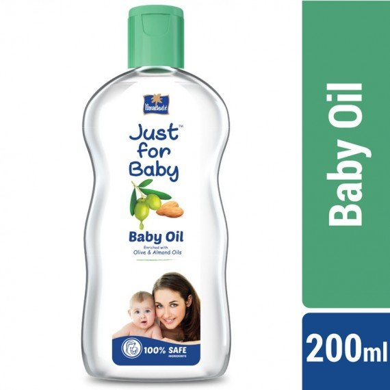 Just For Baby - Baby oil-0