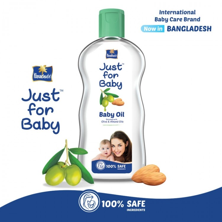 Just For Baby - Baby oil-7882