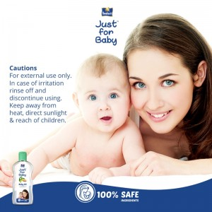 Just For Baby - Baby oil-7888