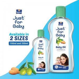 Just For Baby - Baby oil-7881