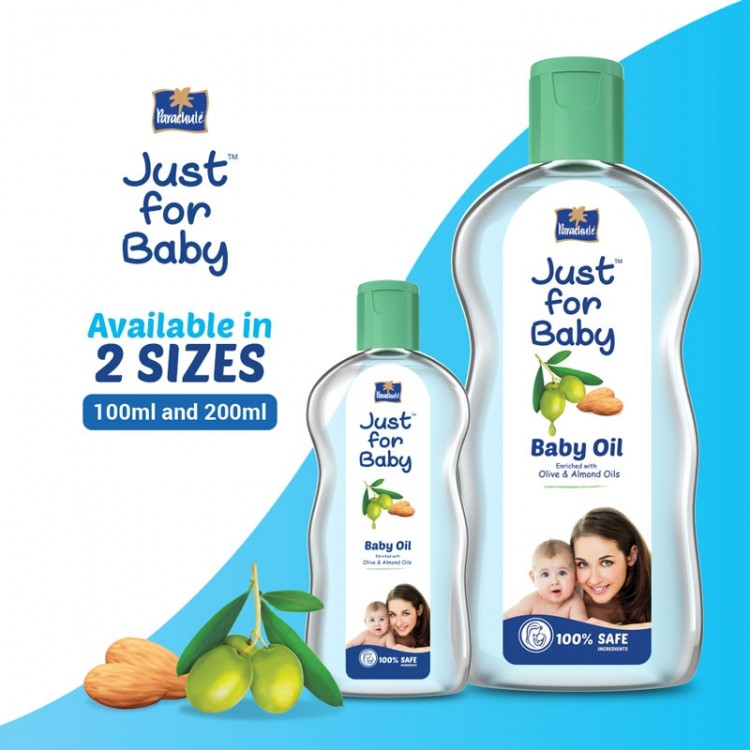 Just For Baby - Baby oil-7889
