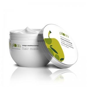 Plum Olive & Macadamia Mega Moisturizing Hair Mask -0