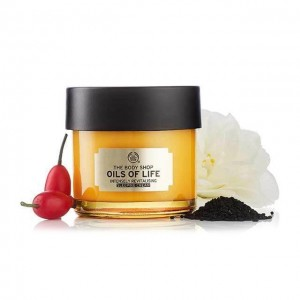 The Body Shop Oils Of Life Intensely Revitalising Sleeping Cream-7940