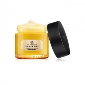 The Body Shop Oils Of Life Intensely Revitalising Sleeping Cream-7943