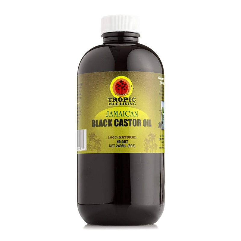 Tropic Isle Living Jamaican Black Castor Oil -0