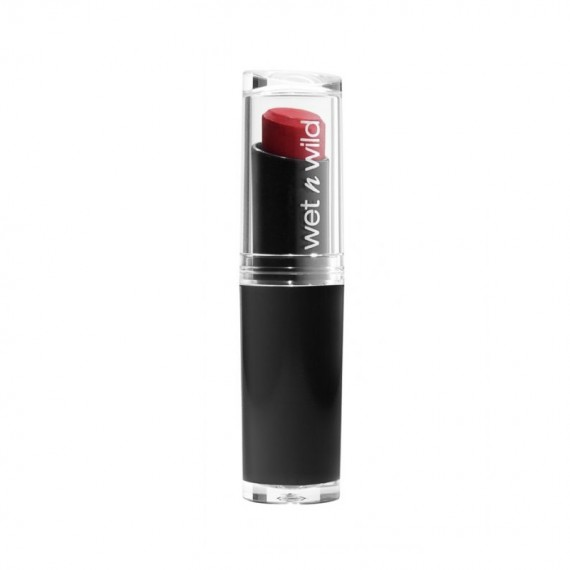 Wet n Wild MegaLast Lip Color - Spotlight Red-0