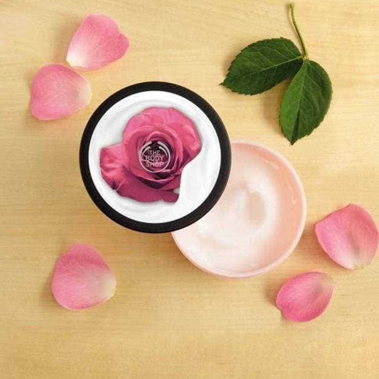 The Body Shop British Rose Body Yogurt-8609