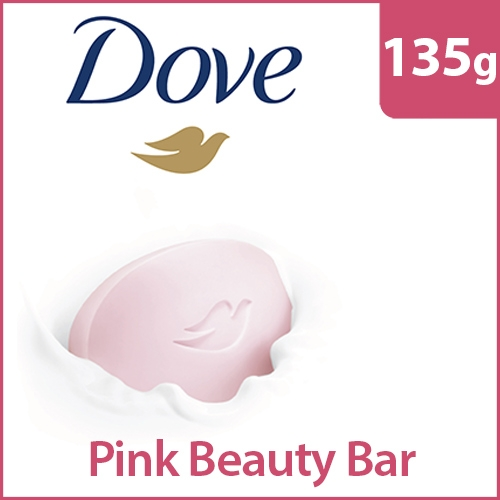 Dove Beauty Bar Pink -0