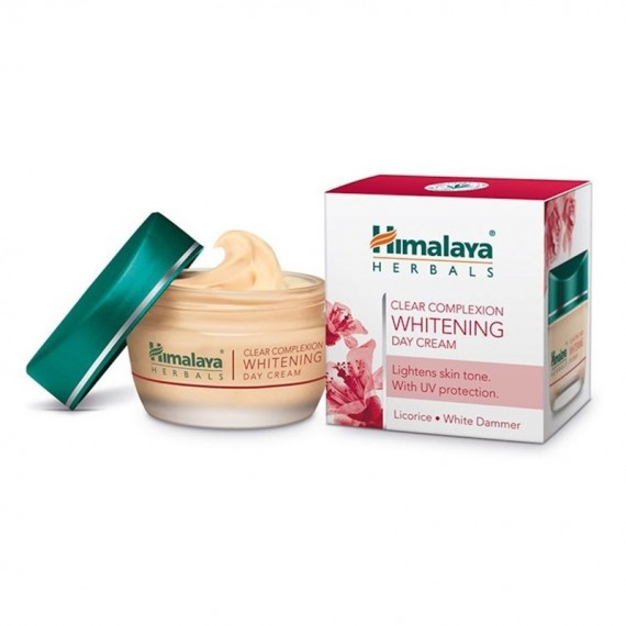 Himalaya's Herbals Clear Whitening Day Cream-0