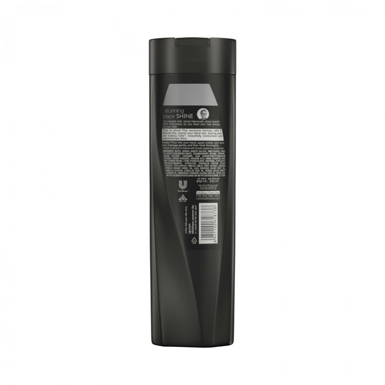 Sunsilk Stunning Black Shine Shampoo-8473