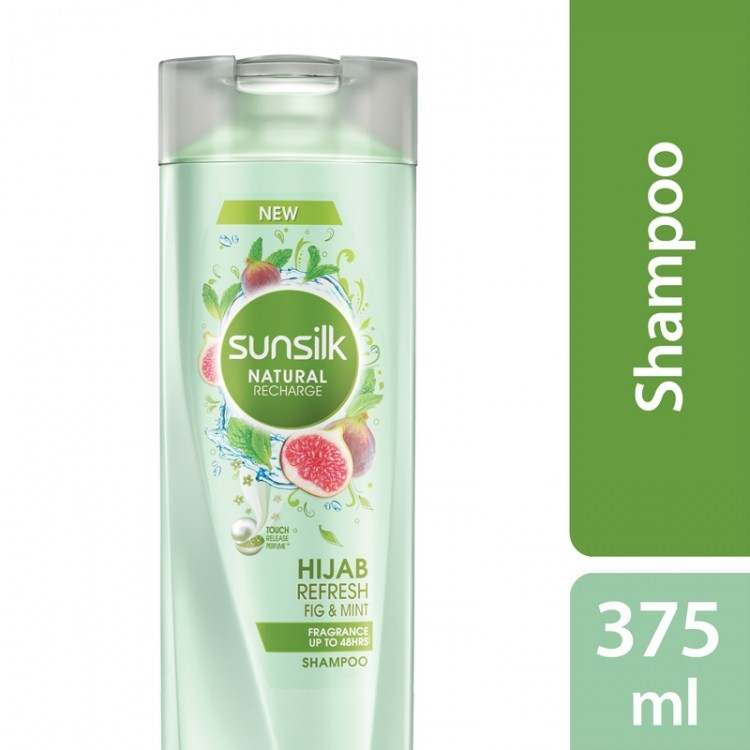 Sunsilk Shampoo Hijab Refresh -0