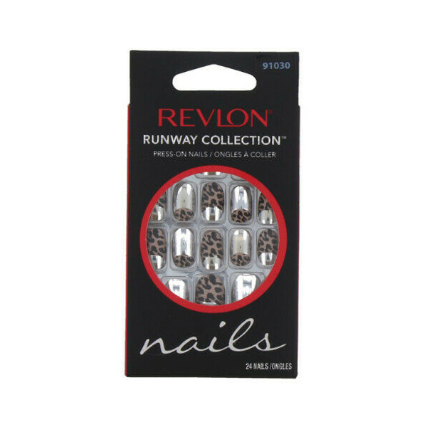 Revlon Runway Collection 24 Nails 91030