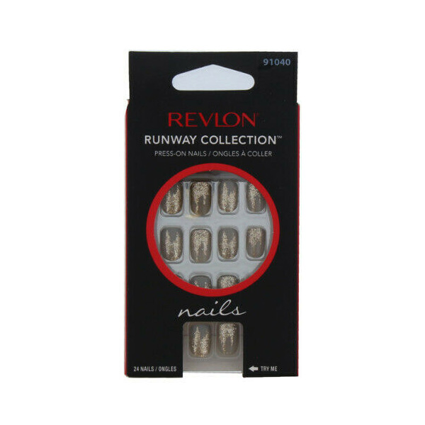 Revlon Runway Collection 24 Nails 91040