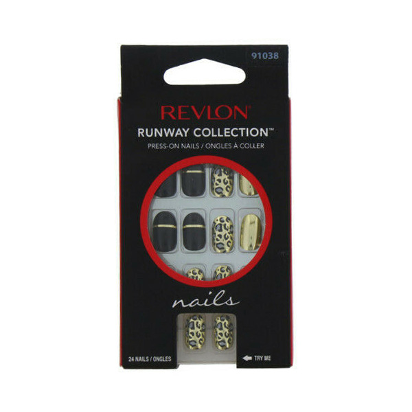Revlon Runway Collection 24 Nails 91038