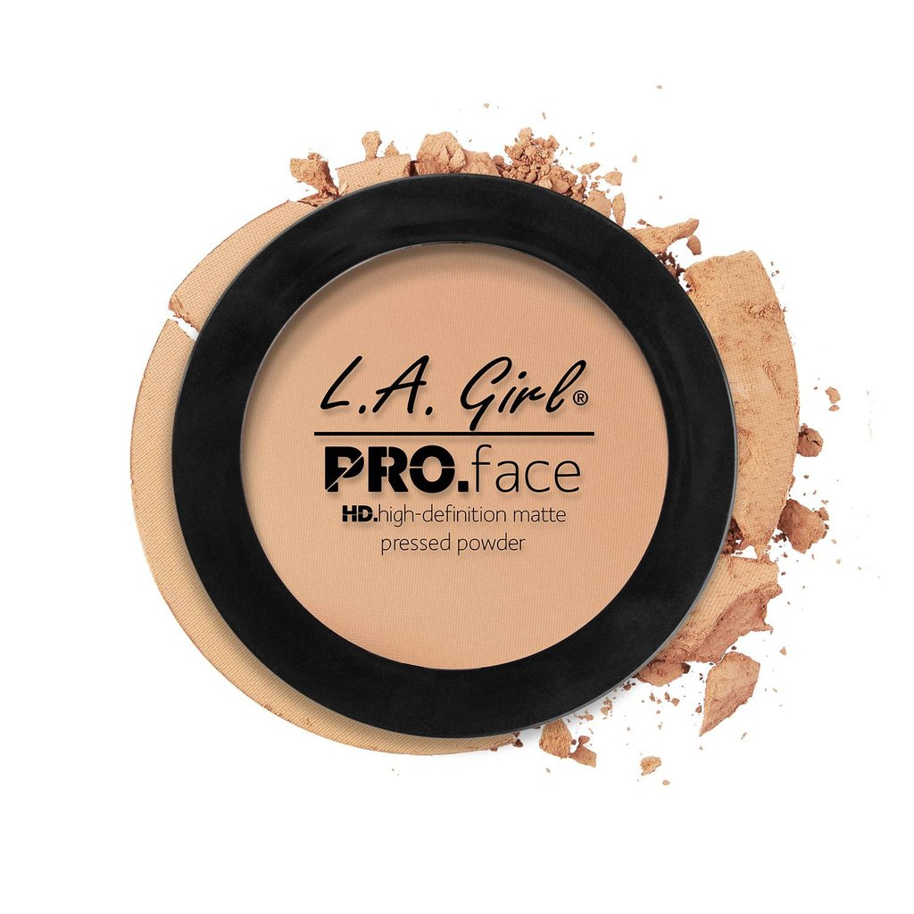 L.A Girl Pro Face Matte Pressed Powder – Buff
