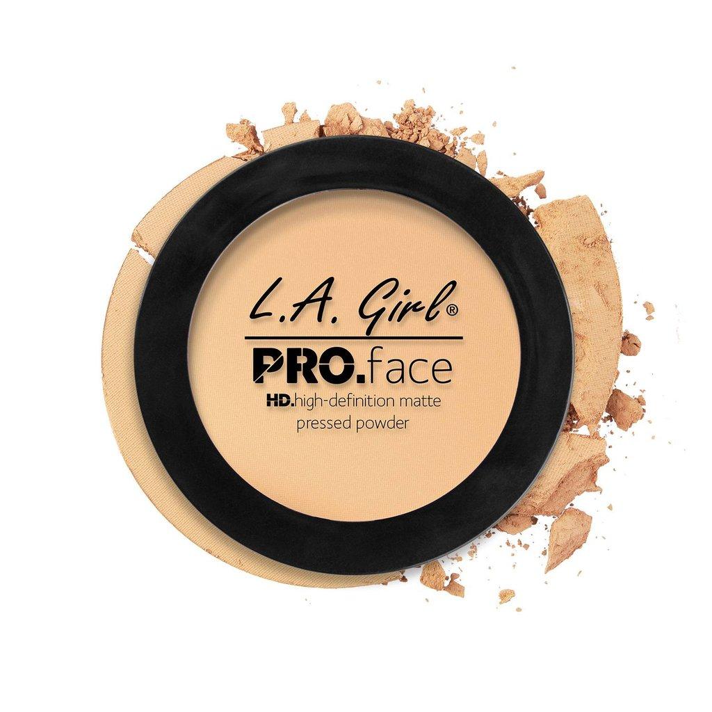 L.A Girl Pro Face Matte Pressed Powder – Creamy Natural