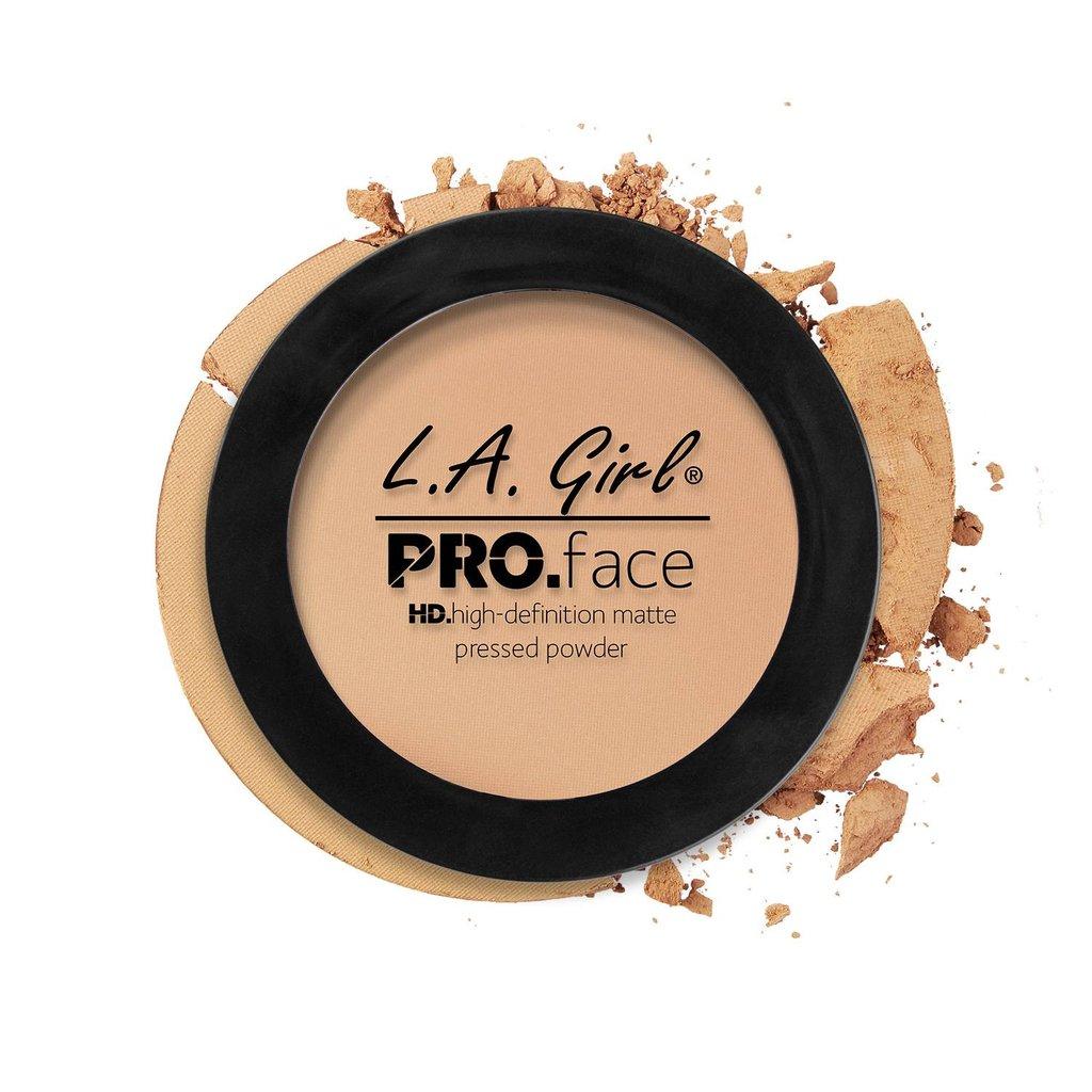 L.A Girl Pro Face Matte Pressed Powder – Nude Beige