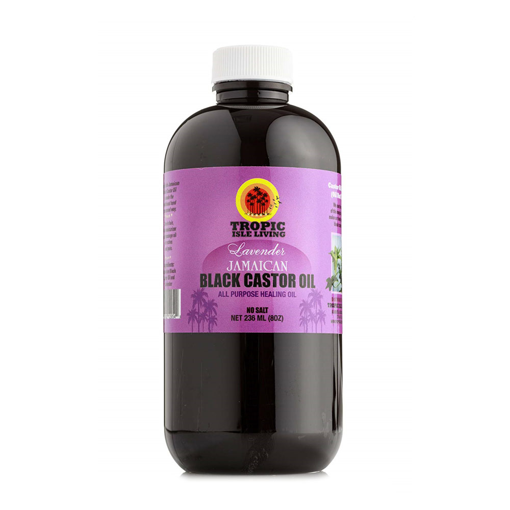 Tropic Isle Living- Jamaican Black Castor Oil with Lavender