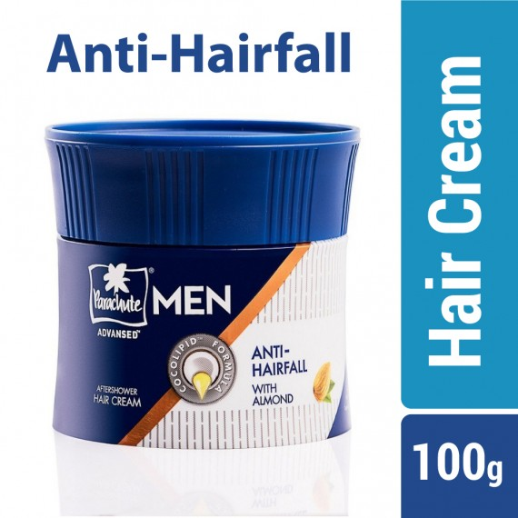 Parachute Hair Cream Advansed Men After shower Anti Hairfall with Almond – 100gm