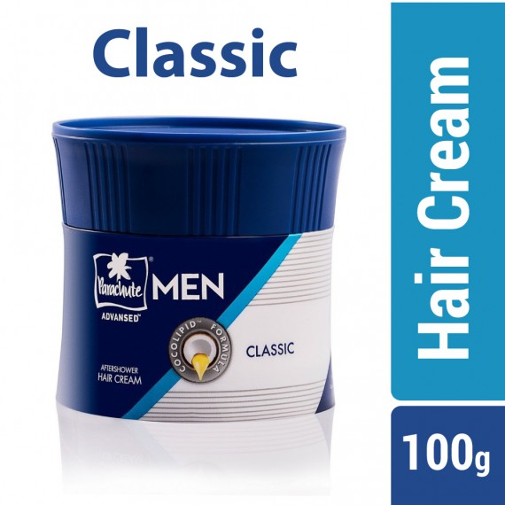 Parachute Hair Cream Advansed Men Aftershower Classic – 100gm