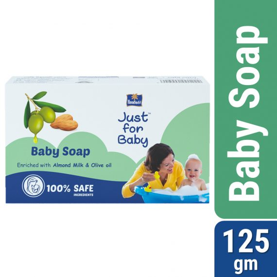 Parachute-Just-for-Baby-Baby-Soap-125g