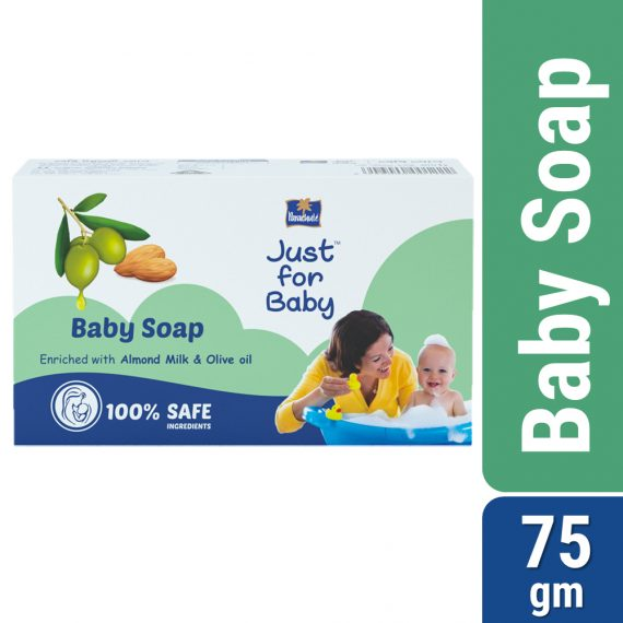 Parachute-Just-for-Baby-Baby-Soap-75g