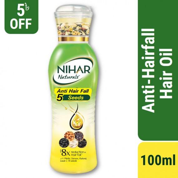 Nihar-Anti-Hairfall-5-Seeds-Hair-Oil-100ml
