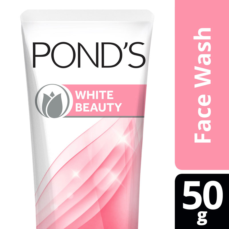 Pond's Face Wash White Beauty