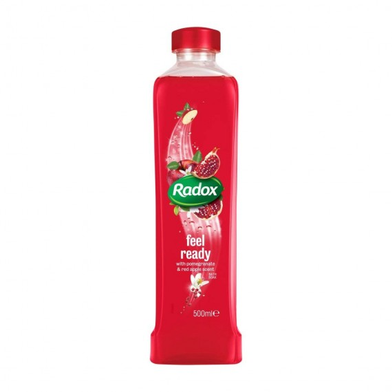 Radox Feel Ready Pomegranate & Red Apple Scent