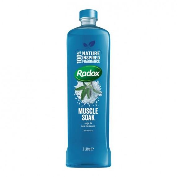 Radox Muscle Soak Sage & Sea Minerals01