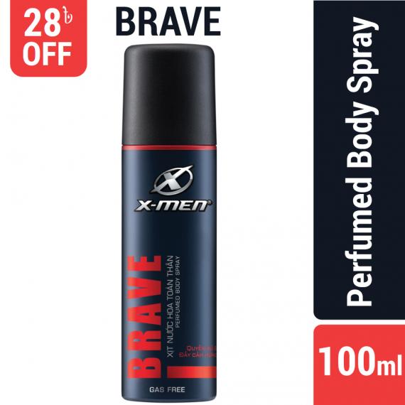 X-Men-Perfume-Body-Spray-Gas-Free-Brave-100ml