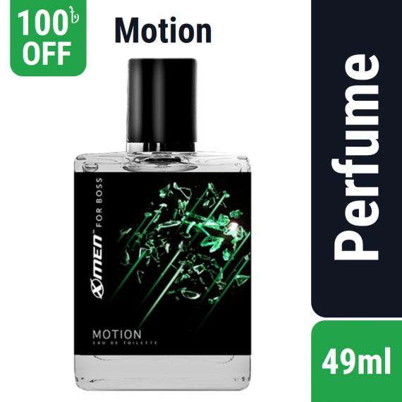 X-Men for Boss EDT Perfume Motion – 49ml
