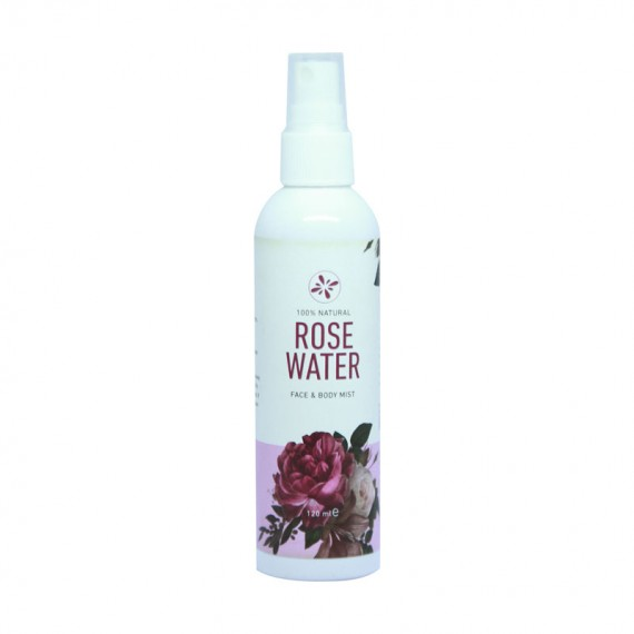 Skin Cafe 100% Natural Rose Water Face And Body Mist-7292