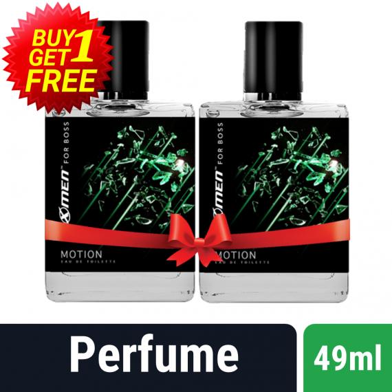X-Men for Boss EDT Perfume Motion (Buy 1 Get 1)
