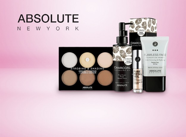 Let Your Makeup Talk with Absolute New York